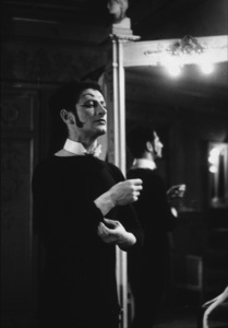 Marcel Marceau in Paris, 1952. Photo: Ernest Reshovsky © 1978 Marc Reshovsky - Image 16558_0002