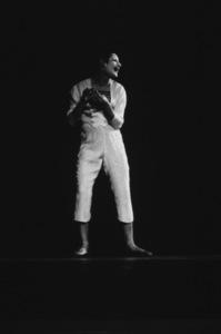 Marcel Marceau in Paris, 1952. Photo: Ernest Reshovsky © 1978 Marc Reshovsky - Image 16558_0005