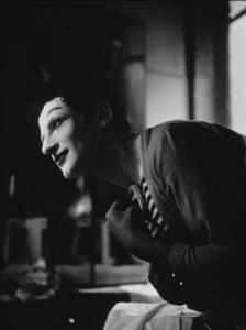 Marcel Marceau in Paris, 1952. Photo: Ernest Reshovsky © 1978 Marc Reshovsky - Image 16558_0007