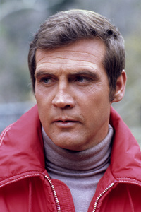 """The Six Million Dollar Man"" Lee Majors 1974 ** H.L - Image 1657_0020"