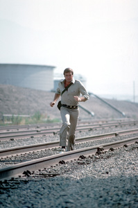 """The Six Million Dollar Man""Lee Majors1975 **H.L. - Image 1657_0037"