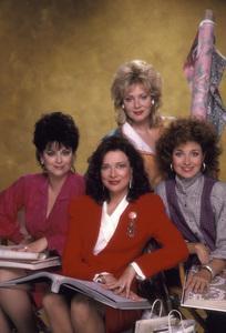 """Designing Women""Delta Burke, Dixie Carter, Annie Potts, Jean Smart1986 © 1986 Mario Casilli - Image 1660_0010"