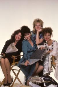 """Designing Women"" Delta Burke, Dixie Carter, Jean Smart, Annie Potts 1986 © 1986 Mario Casilli - Image 1660_0011"