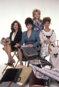 """Designing Women""Dixie Carter, Delta Burke, Jean Smart, Annie Potts 1986 © 1986 Mario Casilli - Image 1660_0013"