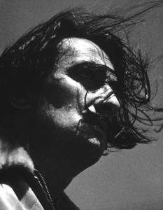 Salvador Dali in Port Lligat Spain, 1953. Photo: Ernest Reshovsky © 1978 Marc Reshovsky - Image 16666_0004