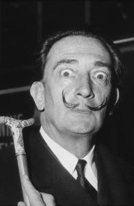Salvador Dali in London, c. 1968.**I.V. - Image 16666_0006