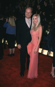 """""""Comedy Awards - 14th Annual,""""Kelsey Grammer & Wife Camille.2/06/00. © 2000 Glenn Weiner - Image 16678_0004"""