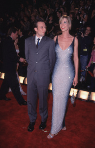 """Comedy Awards - 14th Annual,""Jenna Elfman & husband Bodhi.2/06/00. © 2000 Glenn Weiner - Image 16678_0007"