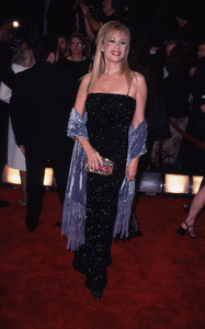 """Comedy Awards - 14th Annual,""Rhonda Shear.  2/06/00. © 2000 Glenn Weiner - Image 16678_0011"