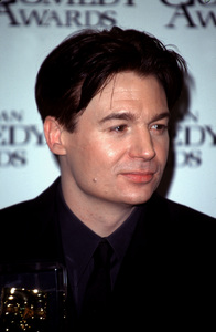 """Comedy Awards - 14th Annual,""Mike Myers.  2/06/00. © 2000 Glenn Weiner - Image 16678_0024"