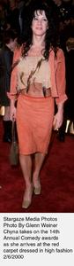 """Comedy Awards: 14th Annual,""Chyna.  2/06/00. © 2000 Glenn Weiner - Image 16678_0107"