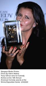 """Comedy Awards: 14th Annual,""Tracy Ullman.  2/06/00. © 2000 Glenn Weiner - Image 16678_0108"