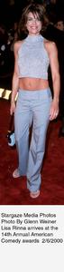 """Comedy Awards: 14th Annual,""Lisa Rinna.  2/06/00. © 2000 Glenn Weiner - Image 16678_0115"
