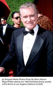 """Regis Philbin""""Emmy Awards - 51st Annual,"""" 9/12/99. © 2000 Glenn Weiner - Image 16679_0100"""