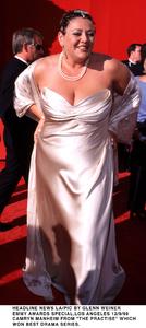 """Emmy Awards - 51st Annual"" (Primetime)Camryn Manheim.  9/12/99. © 1999 Glenn Weiner - Image 16679_0101"