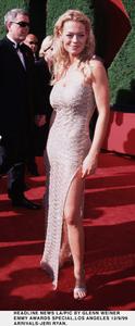 """Emmy Awards - 51st Annual"" (Primetime)Jeri Ryan.   9/12/99. © 1999 Glenn Weiner - Image 16679_0107"