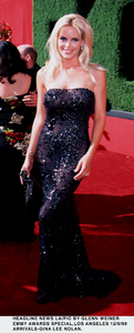 """Emmy Awards - 51st Annual"" (Primetime)Gina Lee Nolan.   9/12/99. © 1999 Glenn Weiner - Image 16679_0111"