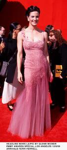 """""""Emmy Awards - 51st Annual"""" (Primetime)Terri Ferrell.   9/12/99. © 1999 Glenn Weiner - Image 16679_0114"""