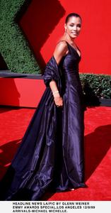 """""""Emmy Awards - 51st Annual"""" (Primetime)Michael Michelle.   9/12/99. © 1999 Glenn Weiner - Image 16679_0118"""