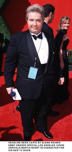 """""""Emmy Awards - 51st Annual"""" (Primetime)Martin Short in character.   9/12/99. © 1999 Glenn Weiner - Image 16679_0119"""