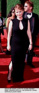 """""""Emmy Awards - 51st Annual"""" (Primetime)Laura Innis.   9/12/99. © 1999 Glenn Weiner - Image 16679_0122"""