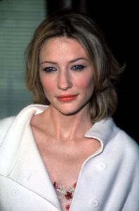 """Talented Mr. Ripley, The Premiere""Cate Blanchett.  2/12/99. © 1999 Glenn Weiner - Image 16681_0002"