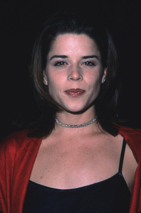 """""""Party of Five"""" Wrap Party,Neve Campbell.  4/06/00. © 2000 Scott Weiner - Image 16686_0014"""