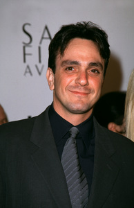"""""""Project A.L.S. - 2nd Annual,""""Hank Azaria.  4/10/00. © 2000 Glenn Weiner - Image 16687_0032"""