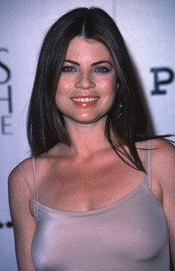 """Project A.L.S. - 2nd Annual,""Yasmine Bleeth.  4/10/00. © 2000 Scott Weiner - Image 16687_0039"