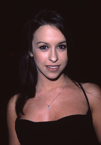 """""""Project A.L.S. - 2nd Annual,""""Lacey Chabert.  4/10/00. © 2000 Scott Weiner - Image 16687_0043"""