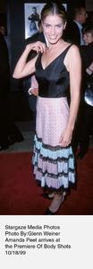 """Body Shots"" Premiere.Amanda Peet.  10/18/99. © 1999 Glenn Weiner - Image 16693_0106"