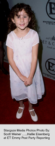 """""""ET Emmy Post Party,""""Hallie Eisenberg.  9/12/99. © 1999 Scott Weiner - Image 16695_0102"""