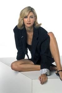 """""""Going Places""""Heather Locklear1990 © 1990 Mario Casilli - Image 16698_0019"""