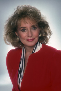 """Barbara Walters & Friends""Barbara Walters September 1988 © 1988 Mario Casilli - Image 16721_0001"