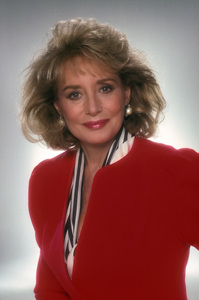 """Barbara Walters & Friends""Barbara Walters September 1988 © 1988 Mario Casilli - Image 16721_0008"