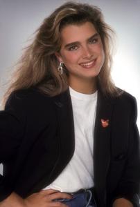 """Barbara Walters & Friends""Brooke Shields, 1988Photo by Mario Casilli - Image 16721_0014"