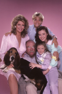 """Our House""Deidre Hall, Chad Allen, Keri Houlihan, Wilford Brimley, Shannen Doherty1986© 1986 Mario Casilli - Image 16722_0005"