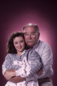 """""""Our House""""Wilford Brimley, Shannen Doherty1986© 1986 Mario Casilli - Image 16722_0006"""