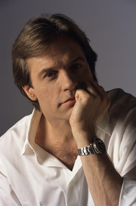 """""""Working It Out""""Stephen Collins1990© 1990 Mario Casilli - Image 16727_0003"""