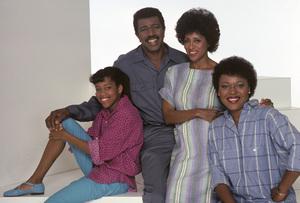 """227""Regina King, Hal Williams, Marla Gibbs, Alaina Reed-Hall1985© 1985 Mario Casilli - Image 16741_0006"