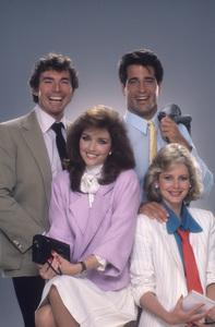"""Glitter""David Birney, Morgan Brittany, Christopher Mayer, Dianne Kay1984 © 1984 Mario Casilli - Image 16755_0018"