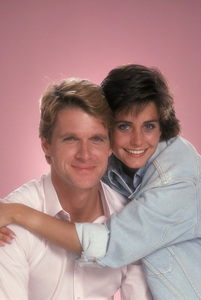 """Misfits of Science""Dean Paul Martin, Courteney Cox1985 © 1985 Mario Casilli - Image 1680_0011"
