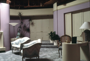 """Dynasty""Set Interiorscirca 1984 © 1984 Bud Gray - Image 1684_0014"