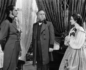 """The Barretts of Wimpole Street""Fredric March, Charles Laughton, Norma Shearer1934 MGM - Image 16859_0003"