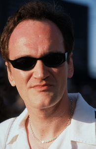 """""""Mission Impossible Two"""" Premiere,Quentin Tarantino.  5/18/00. © 2000 Glenn Weiner - Image 16861_0007"""