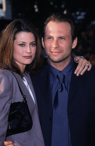 """""""Mission Impossible Two"""" Premiere,Christian Slater and wife Ryan.5/18/00. © 2000 Glenn Weiner - Image 16861_0024"""