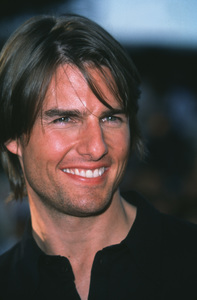 """""""Mission Impossible Two"""" Premiere,Tom Cruise.  5/18/00. © 2000 Glenn Weiner - Image 16861_0047"""