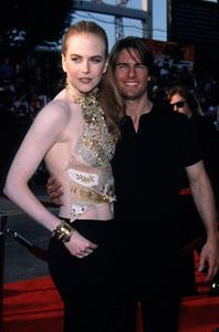 """Mission Impossible Two,"" Premiere.Tom Cruise & Nicole Kidman.5/18/00. © 2000 Glenn Weiner - Image 16861_0049"