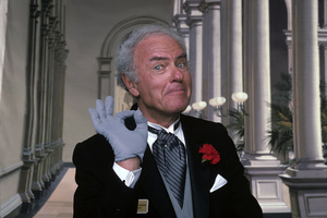 """The Nutt House""Harvey Korman1989 © 1989 Mario Casilli - Image 16882_0007"