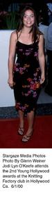 """Young Hollywood Awards - 2nd Annual,""Jodi Lyn O"